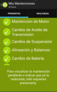 AutoMantención screenshot 1