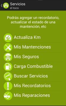 AutoMantención screenshot 4