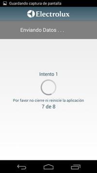 Electrolux PDV App screenshot 6