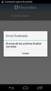 Electrolux PDV App screenshot 7