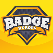 BadgeHeroes icon