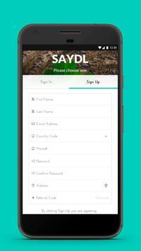 Saydl - on-demand pharmacy | instant consultation screenshot 1