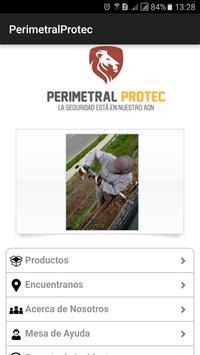 Perimetral Protec poster