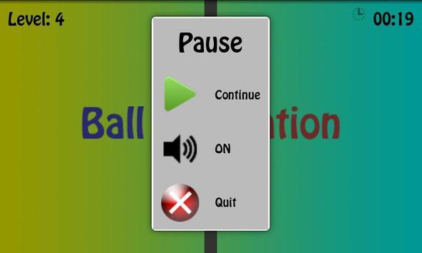 Ball Separation screenshot 2