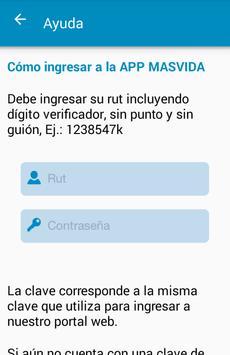 Masvida apk screenshot