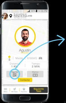 Taxicity Pasajero screenshot 3