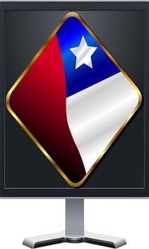 Televisiones de Chile - Lista apk screenshot