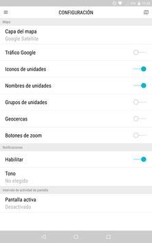 TecnoGPS apk screenshot