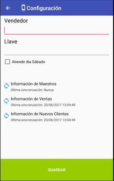 VENTAS TRENDY screenshot 1
