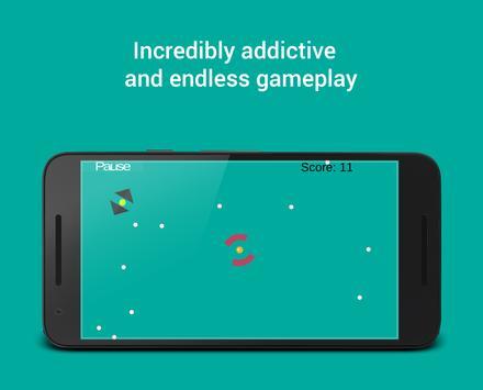 Untouchable Pong screenshot 6