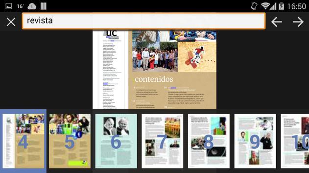 Revista Universitaria apk screenshot