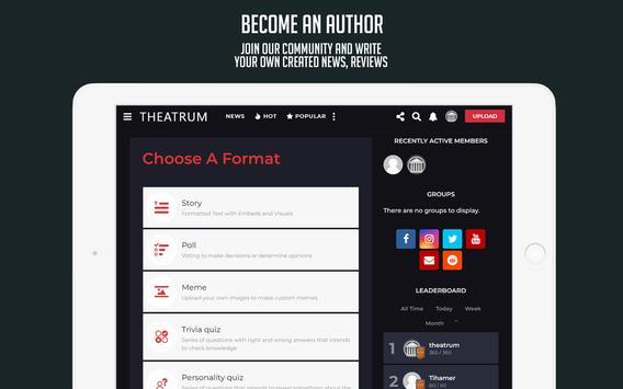 Theatrum: The Movie Community screenshot 15