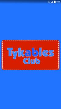 Tykables Club poster