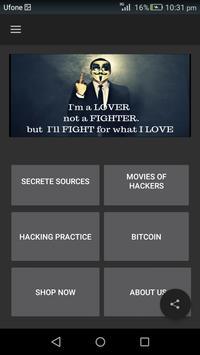 Hackerz Club screenshot 2