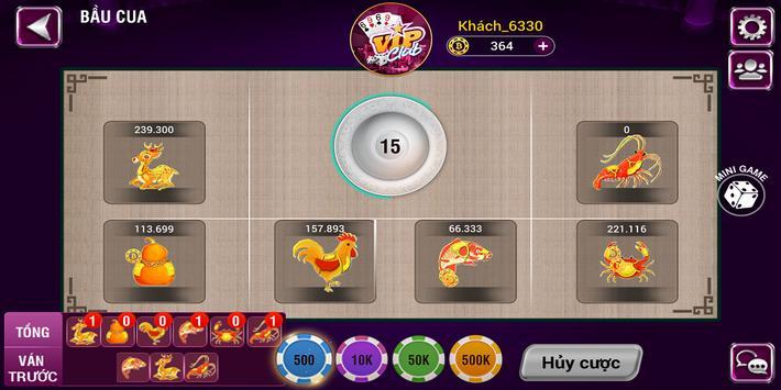 game bai doi thuong, danh bai doi thuong 2018 screenshot 2