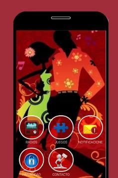 Salsa Brava Latina poster