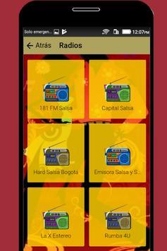 Salsa Brava Latina screenshot 2