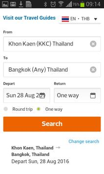 Khon Kaen Airport apk screenshot