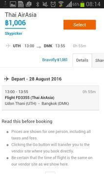 Udon Thani Airport apk screenshot