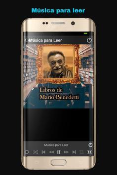 Libros de Mario Benedetti screenshot 3