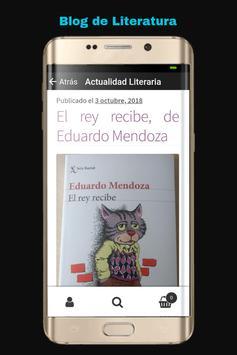 Libros de Mario Benedetti screenshot 4