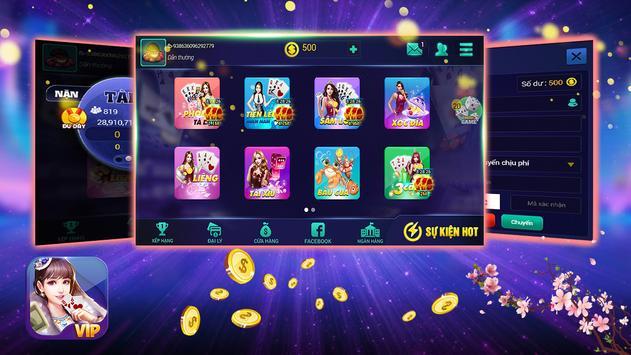 86 VIP - Game bai online danh bai tu dong offline poster