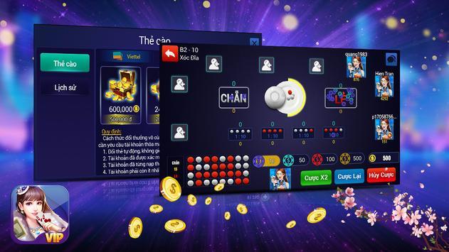 86 VIP - Game bai online danh bai tu dong offline apk screenshot
