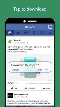 FIT Video Downloader screenshot 1