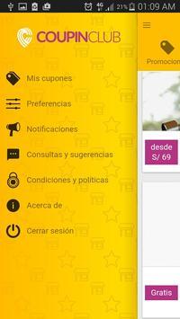 coupin club apk screenshot