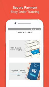Club Factory-Fair Price apk screenshot