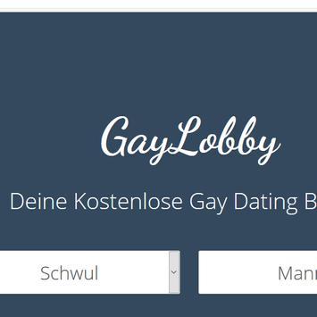 GayLobby - Dein Soziales Netwerk für Schwule poster
