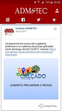 Adm&Tec poster