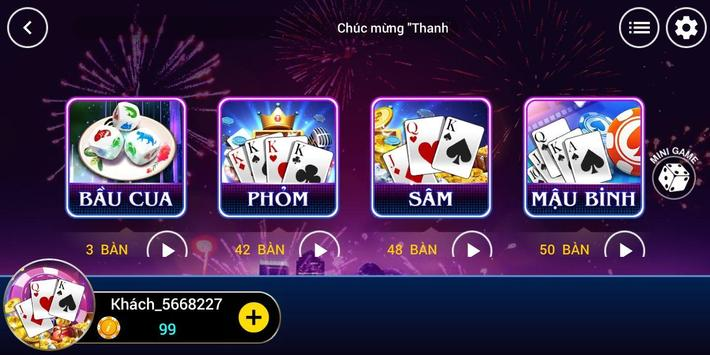 Win.club - Game bai, Danh bai tien len doi thưởng screenshot 11
