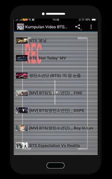 Kumpulan Video BTS 2017 apk screenshot