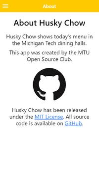 Husky Chow screenshot 1