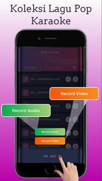 Koleksi Lagu Pop Karaoke Terbaru screenshot 1