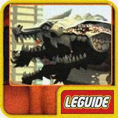 LeGuide ninjago jay Sky Shark icon