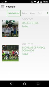 Club Guaymaral apk screenshot
