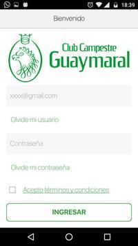 Club Guaymaral poster