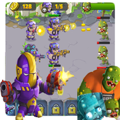 Clash vs Zombies 2 icon