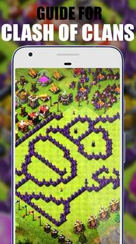Guide Clash of clans Strategy screenshot 2