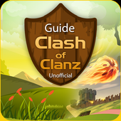 Fan Guide Clash of Clans : COC icon