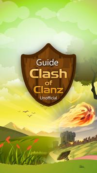 Fan Guide Clash of Clans : COC poster