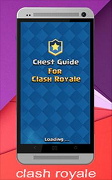 ultimate-chest-tracker for CR poster