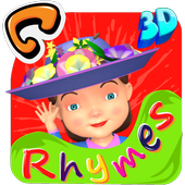 3D Nursery Rhymes for Kids icon