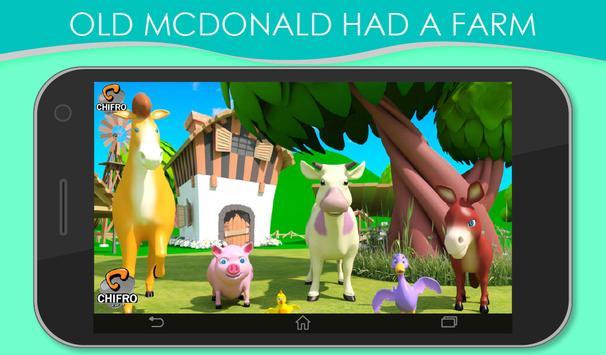3D Nursery Rhymes for Kids screenshot 18