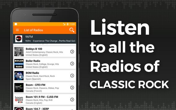 Classic Rock Music Radio for Android - APK Download