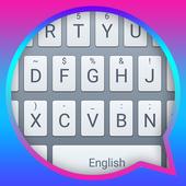 Classic Gray Theme&Emoji Keyboard icon