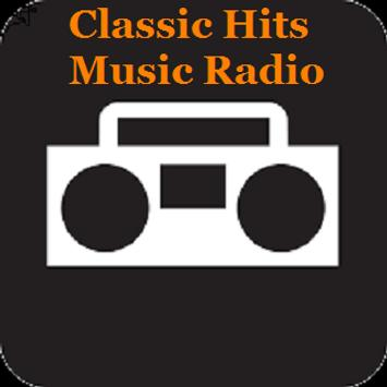 Classic Hits Music Radio poster