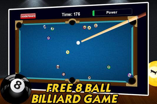 Classic Pool Game apk screenshot